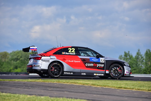 Frederic Vervisch, Audi RS3 LMS, FIA WTCR World Touring Car Cup, Slovakia Ring 2019