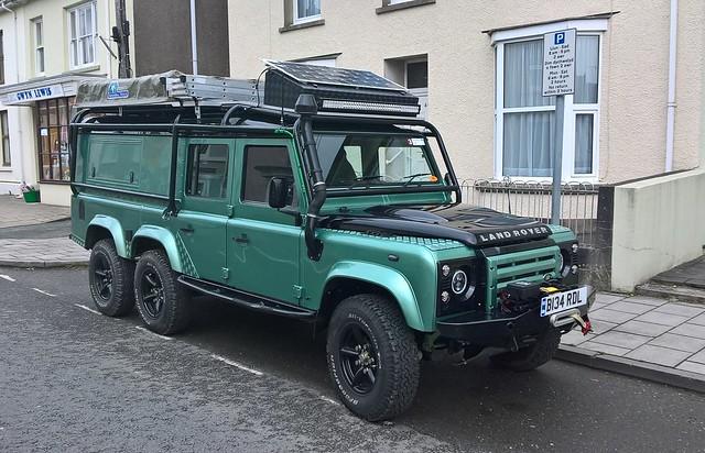 Land Rover +