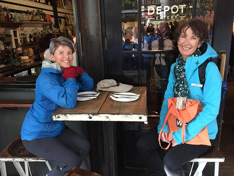 Auckland Walking Tours with Aucky Walky - The depot in Auckland