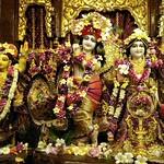 ISKCON Kolkata Deity Darshan 18 May 2019