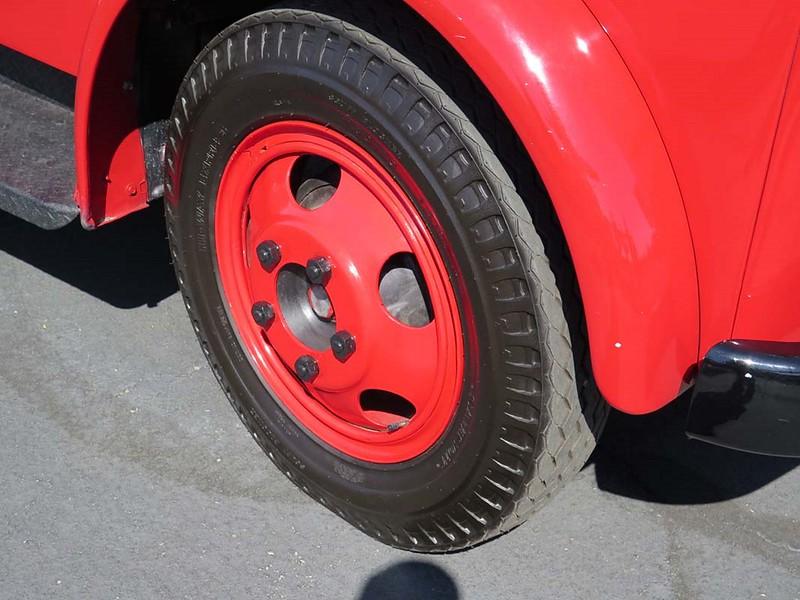 1950 Dodge Fire Truck 00003