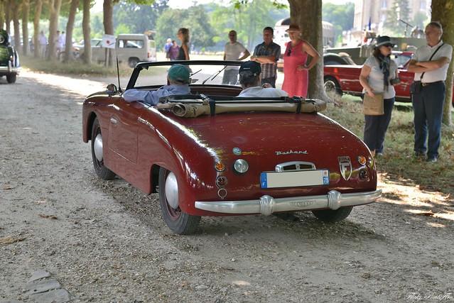 Panhard Dyna Junior roadster