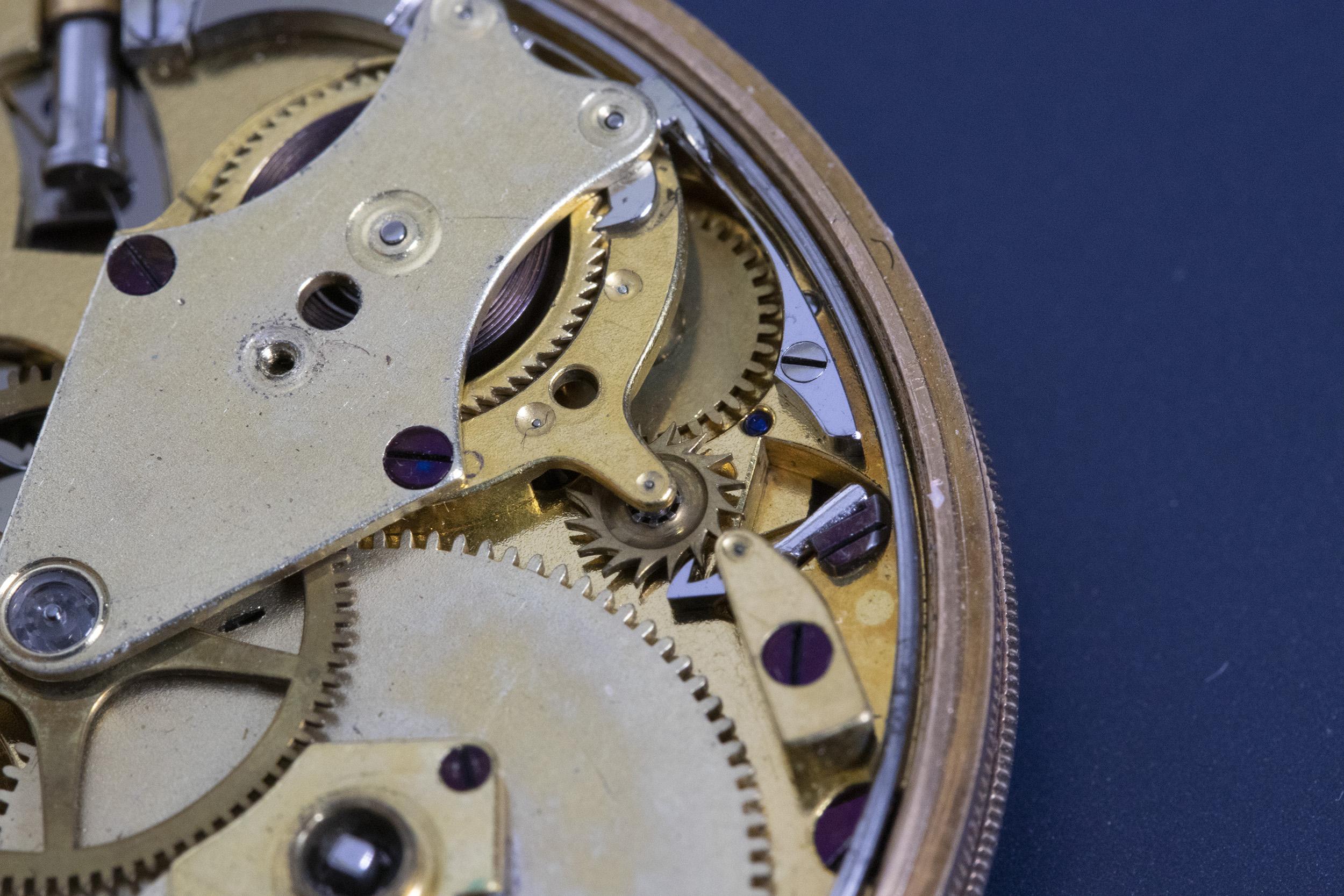 Breguet N°3190, vendue en 1819 au Baron de Vietinghoff 47085166944_b47c2ac7e6_o