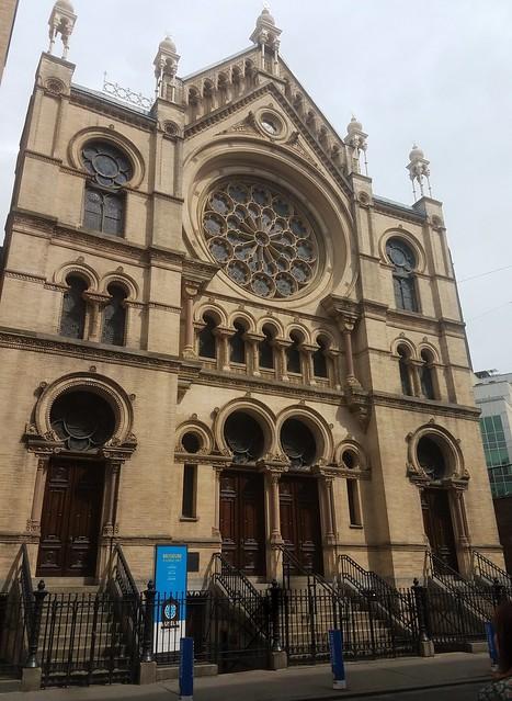 Eldridge Street Synagogue - Museum at Eldridge Street