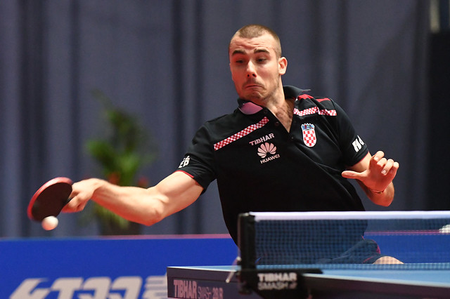 Day 3 - 2019 ITTF Challenge Croatia Open