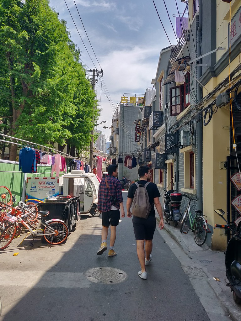 Shanghai Residential Area