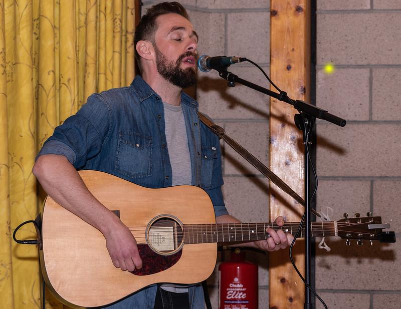 Craig Ward Concert
