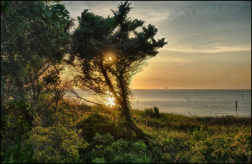 5-18-19 - Okracoke Sunset