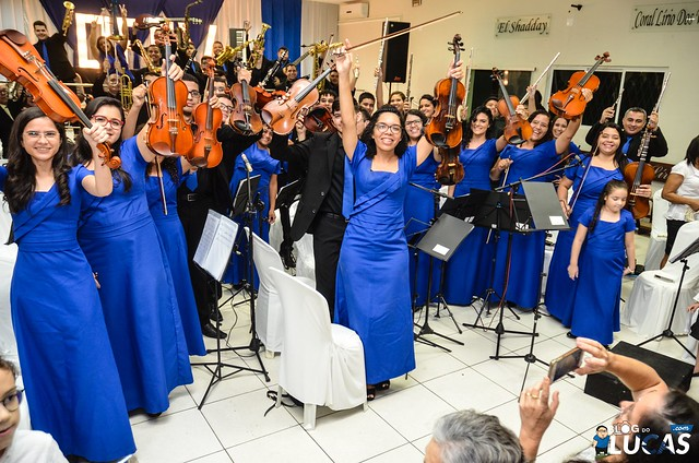 14° Aniversário da Orquestra Verbos - Bom Jardim 1