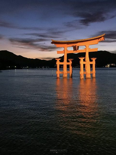 Itsukushima Floating Torii - Miyajima Island (Japan)