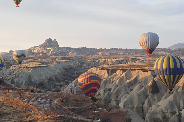 Göreme, Cappadocia (Kapadokya, Turkey) 1013