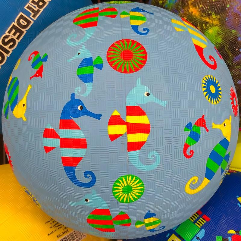 Sea Horse Ball