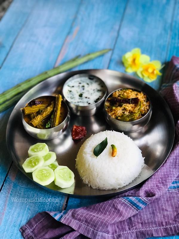 Drumstick sambar