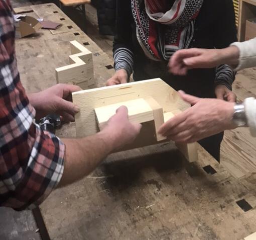 Workshop Nistkasten