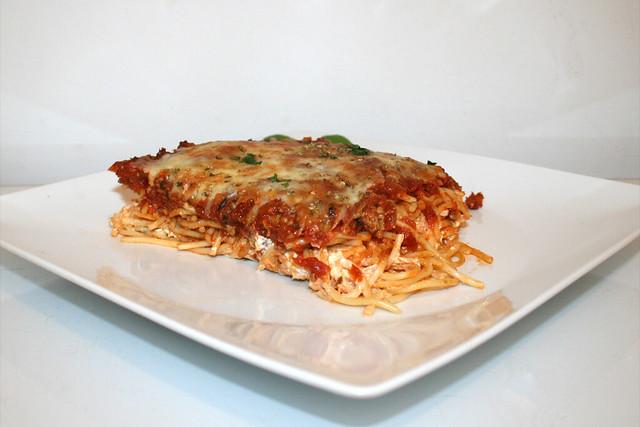 61 - Million Dollar Spaghetti - Side view /Seitenansicht