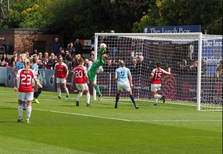 Arsenal Women v Manchester City Women