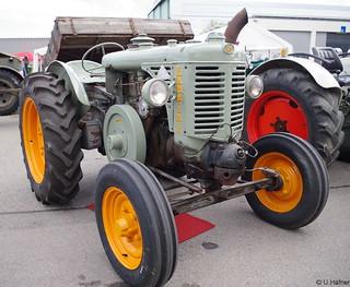 1950er Trattrice Landini L25 _a