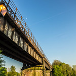Former East Lancs Railway bridge