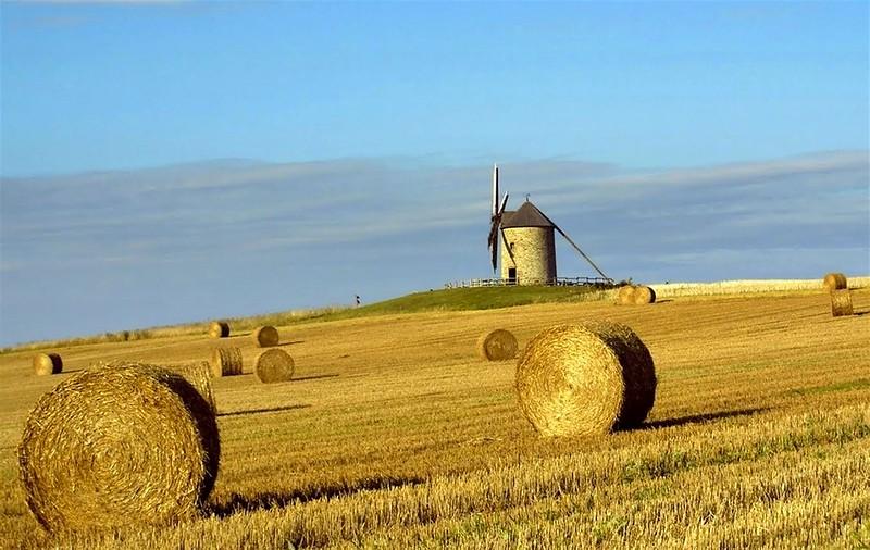 Le moulin de Moidrey...Normandie-France