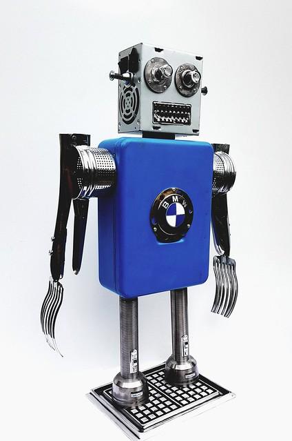 Robot BMW