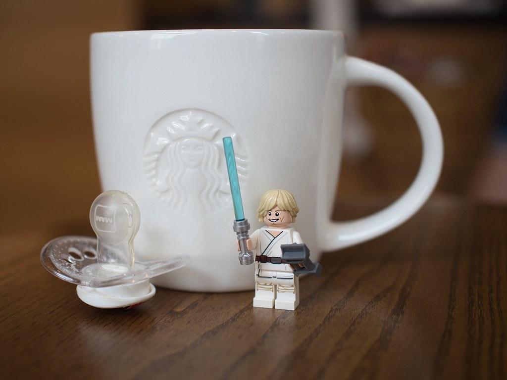 Luke @Starbucks