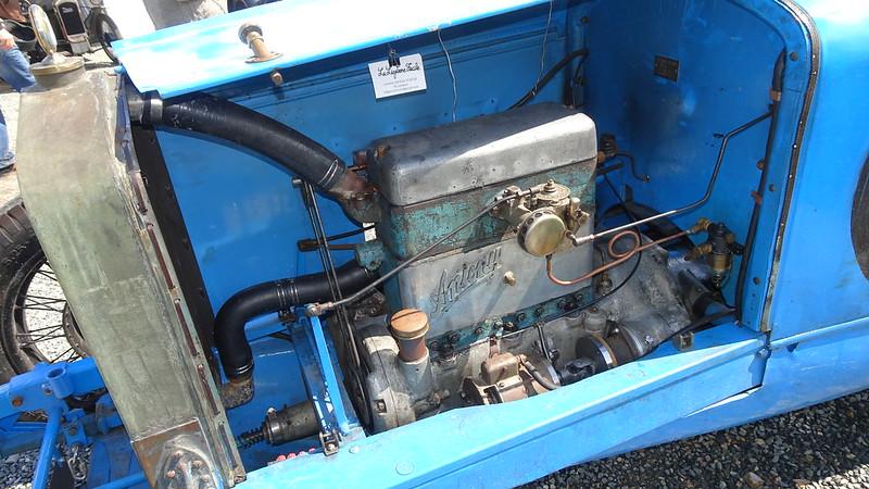 Antony moteur 1500 cc Chapuis-Dornier  1925 - VRM 2019 47093911934_8672a540b6_c