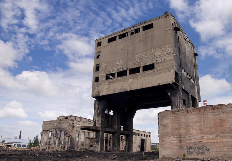 Konev ironworks, Kladno, Czech republic