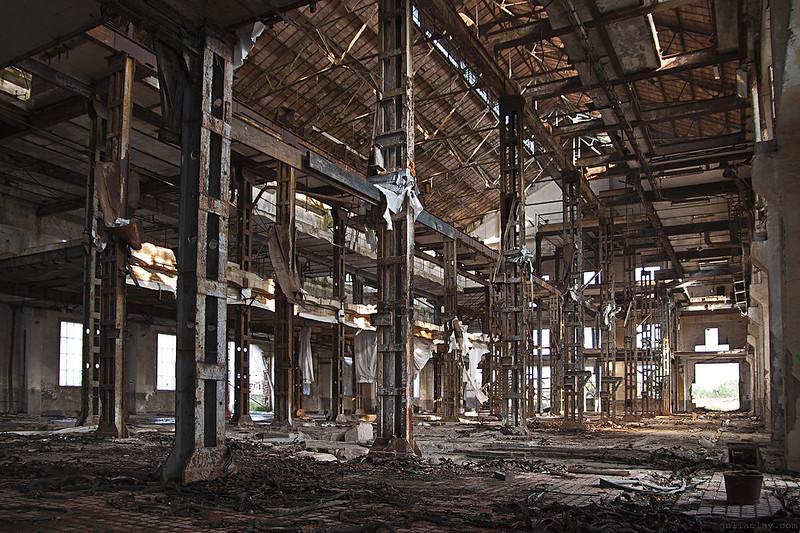 Factory near Alessandra, Italy