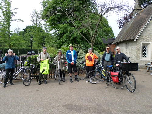 190519 South London Parks Ride 01