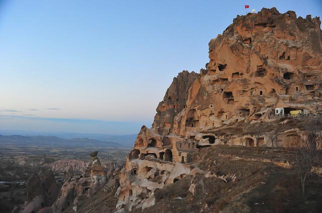 Uçhisar, Cappadocia (Kapadokya, Turkey) 1296