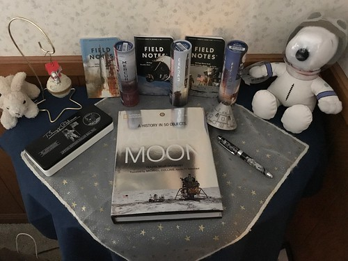 Getting ready to celebrate the 50th Anniversary of the Apollo 11 Moon Landing