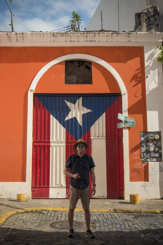 Puerto Rico and Me