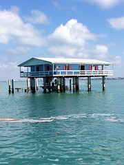 Stiltsville House