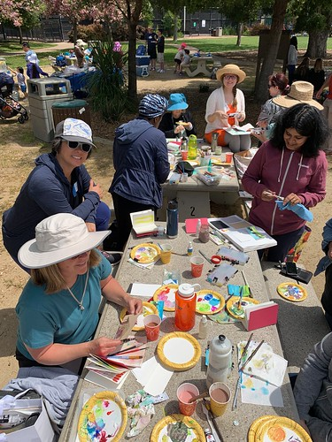 "USK Workshop ""The Joy of Gouache"" 4-27-19"