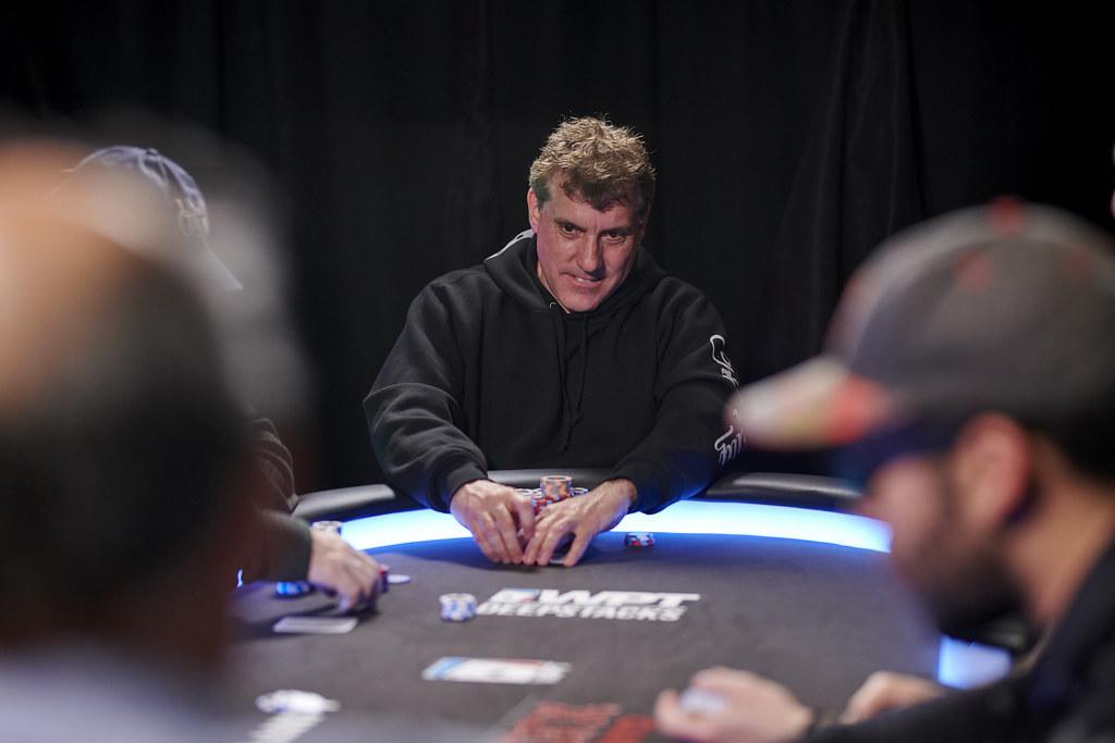 Parx Poker Big Stax Results