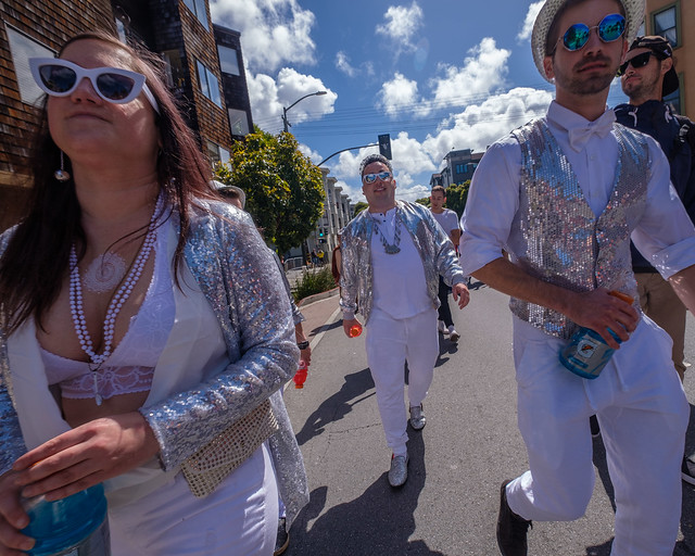 Bay To Breakers 2019: the recursions was undeliberate