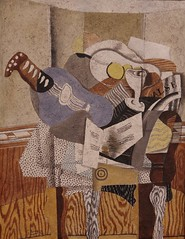 Georges Braque, 'The Blue Mandolin,' 1930