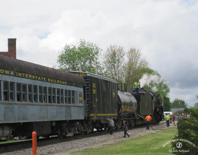 Steam Engine Train Ride (13)