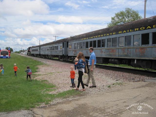 Steam Engine Train Ride (11)