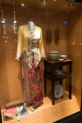 Antique Singapore dress