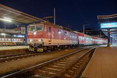 ŽSSK 263 007 Bratislava hlavná stanica