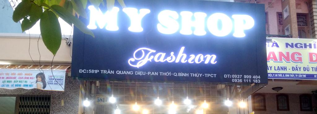 My Fashion Shop Cần Thơ 0949 256788