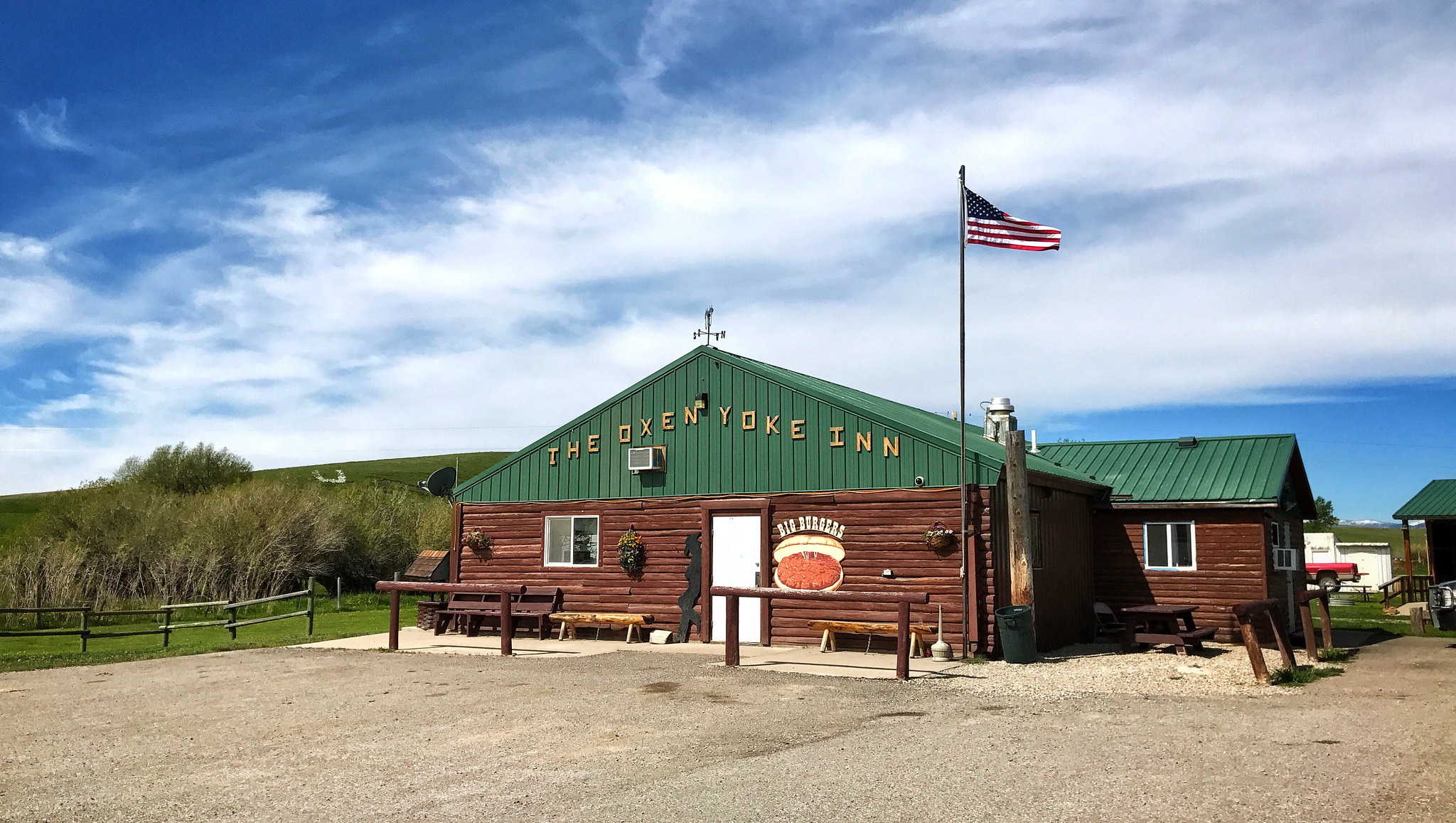An amazing place to get great food, drinks and gamble in Utica, Montana on Highway 541 off Highway 87 in Judith Basin County.