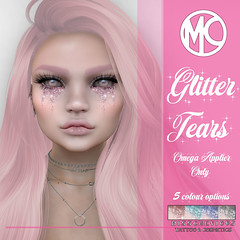 Misschevious - Glitter Tears Vendor