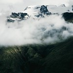 Icelandic mountainscape