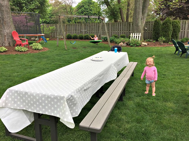 collapsible picnic tables