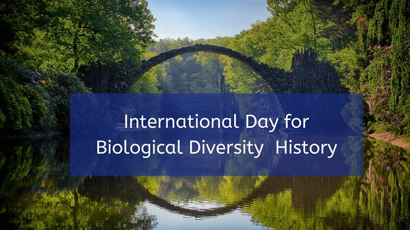international day for biological diversity history 2019