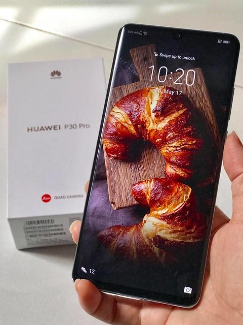google ban huawei Pro30 1