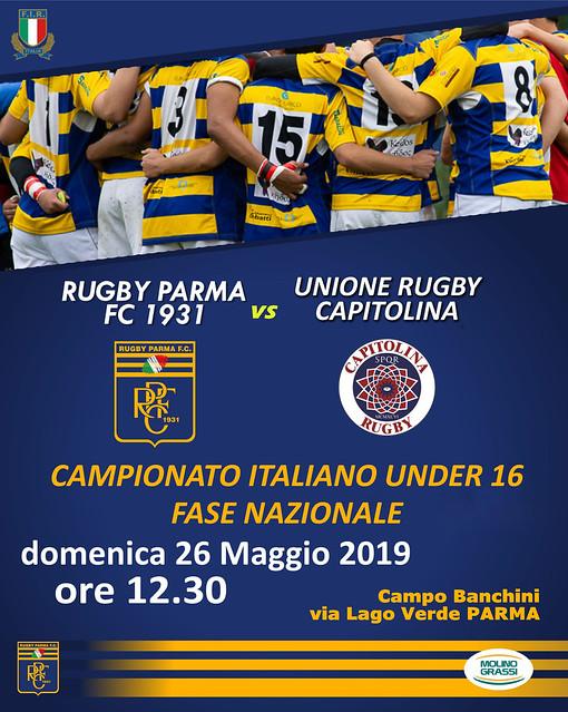 U16 RPFC vs UR Capitolina