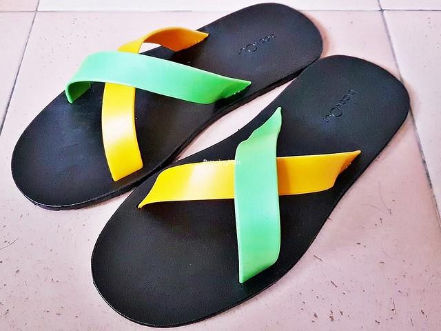 Cross Black x Light Green x Yellow
